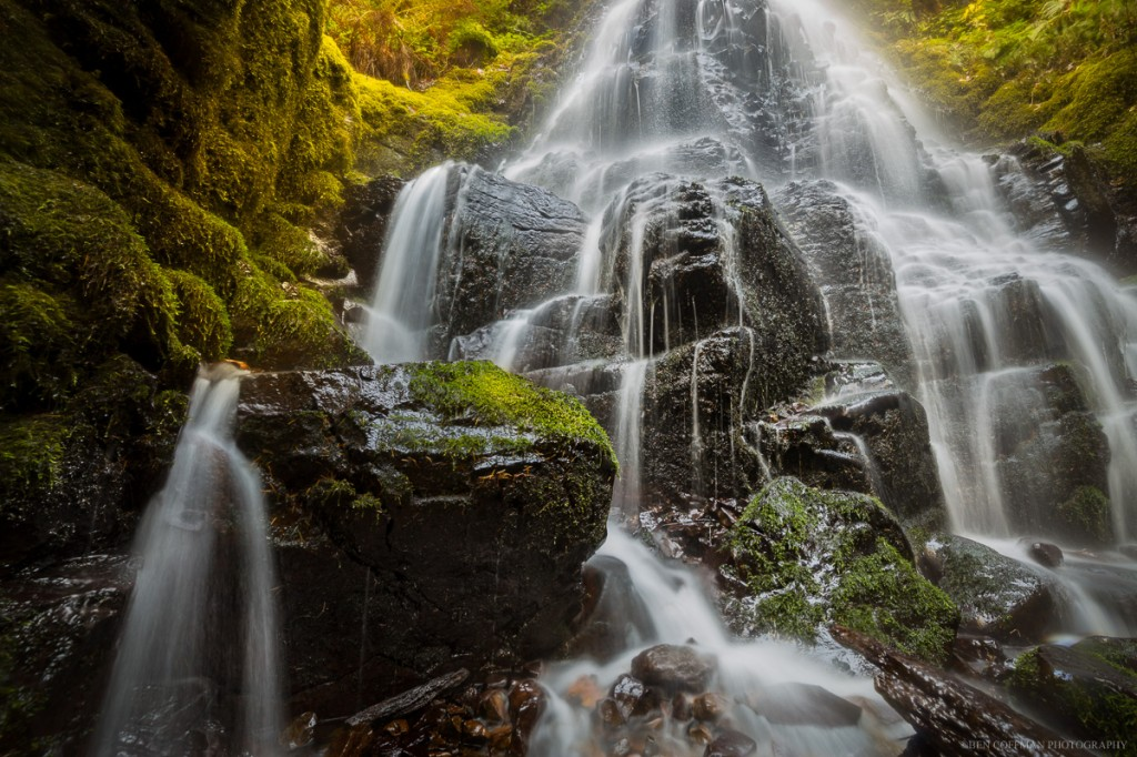 My personal raincloud 1024x682 Fairy Falls, Columbia River Gorge